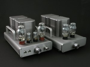 Amplificador de fones de mesa