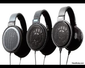 HD580, HD600 e HD650